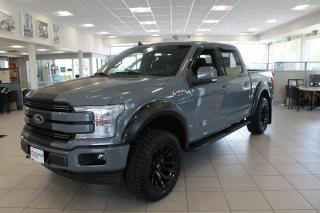 New 2020 Ford F-150 Lariat 502A | 4X4 SuperCrew | 2.7L Ecoboost | Twin Panel Moonroof | Heated/Cooled Seats | Heated Steering Wheel | Lane Keeping System | Pre-Collision Assist | for sale in Edmonton, AB