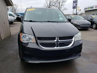 Used 2012 Dodge Grand Caravan SXT**Wheelchair Accessible** for sale in Hamilton, ON