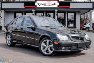 Used 2006 Mercedes-Benz C-Class 2.5L Sport for sale in Ancaster, ON