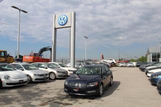 Used 2013 Volkswagen Passat 2.0 TDI DSG Comfortline for sale in Whitby, ON