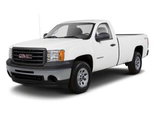 Used 2010 GMC Sierra 1500 2WD Reg Cab 119.0  WT for sale in Mississauga, ON