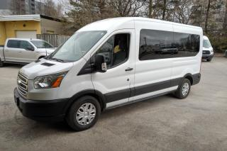 2019 Ford Transit 350 Wagon Med. Roof XL w/Sliding Pass. 148-in. WB 2019 Ford Transit 350 Wagon Med Roof 148""