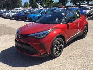 New 2020 Toyota C-HR AUTO 4CY 2WD XLE Premium for sale in Mississauga, ON