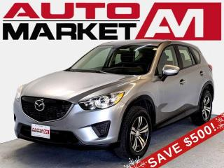 Used 2015 Mazda CX-5 GX Certified! Bluetooth! We Approve All Credit!! for sale in Guelph, ON