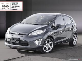 Used 2013 Ford Fiesta Titanium for sale in Oshwa, ON