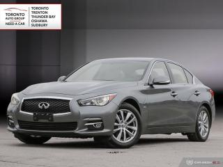 Used 2016 Infiniti Q50 2.0T for sale in Scarborough, ON