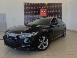 Used 2018 Honda Accord EX-L financement sur place for sale in Terrebonne, QC