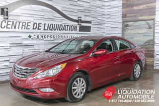 Used 2013 Hyundai Sonata SE+TOIT/OUV+A/C+GR/ELEC+BLUETOOTH for sale in Laval, QC