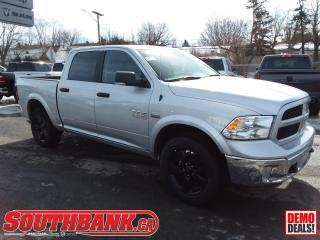 Used 2018 RAM 1500 OUTDOORSMAN for sale in Ottawa, ON