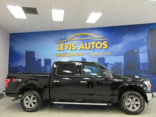 Used 2018 Ford F-150 XLT XTR SUPERCREW ECOBOOST 4X4 for sale in Lévis, QC