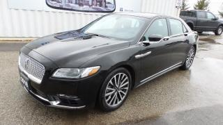 Used 2018 Lincoln Continental Select for sale in New Hamburg, ON