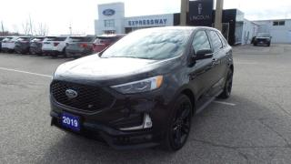 Used 2019 Ford Edge ST for sale in New Hamburg, ON