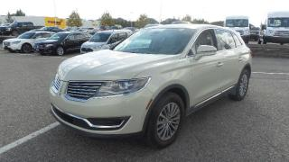 Used 2016 Lincoln MKX Select for sale in New Hamburg, ON