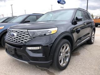 New 2020 Ford Explorer Platinum for sale in New Hamburg, ON