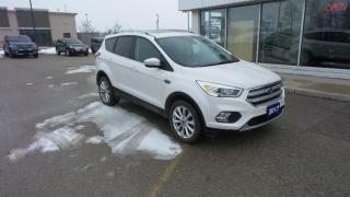 Used 2017 Ford Escape Titanium for sale in New Hamburg, ON
