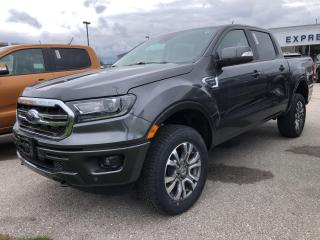New 2020 Ford Ranger LARIAT for sale in New Hamburg, ON
