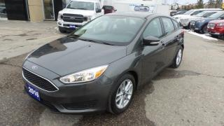Used 2016 Ford Focus SE for sale in New Hamburg, ON