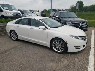 Used 2016 Lincoln MKZ for sale in New Hamburg, ON