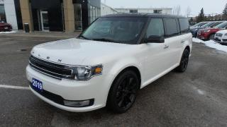 Used 2019 Ford Flex SEL for sale in New Hamburg, ON