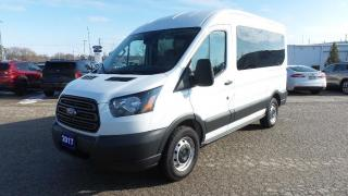 Used 2017 Ford Transit Wagon XLT for sale in New Hamburg, ON