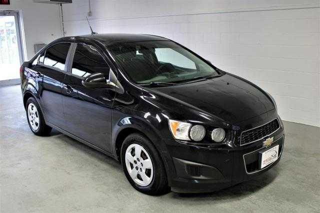 2012 Chevrolet Sonic WE APPROVE ALL CREDIT