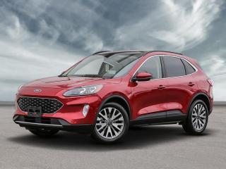 New 2020 Ford Escape Titanium Hybrid for sale in New Hamburg, ON