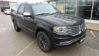Used 2017 Lincoln Navigator L Select for sale in New Hamburg, ON