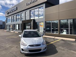 Used 2015 Hyundai Accent GL EDITION | AC + POWER OPTIONS | GREAT FUEL ECONOMY + CONDITION! for sale in Charlottetown, PE