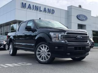 New 2020 Ford F-150 Limited 900A for sale in Surrey, BC