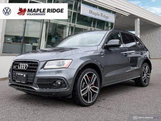 Used 2017 Audi SQ5 3.0T Dynamic Edition for sale in Maple Ridge, BC