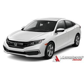 Used 2019 Honda Civic LX BM ***Véhicule Neuf*** for sale in Montréal, QC