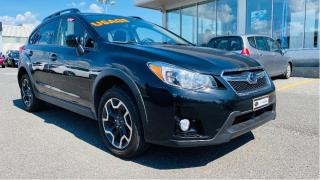 Used 2016 Subaru XV Crosstrek 5dr,auto,camera,sieges chauffant for sale in Lévis, QC