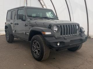 New 2020 Jeep Wrangler Unlimited Sport SPORT 'S' 4X4 for sale in Ottawa, ON