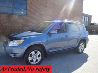 Used 2008 Toyota RAV4 4x4 for sale in Oakville, ON