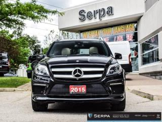 Used 2015 Mercedes-Benz GL-Class 4matic |Designo|NAV|21S|Panoroof|Woodtrim|Rare| for sale in Toronto, ON