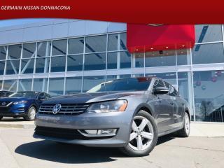 Used 2015 Volkswagen Passat 3.6L COMFORTLINE *** 3 MOIS SANS PAIEMENT *** for sale in Donnacona, QC