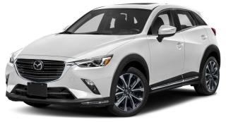 New 2019 Mazda CX-3 GT AWD for sale in Cobourg, ON