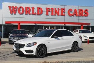 Used 2018 Mercedes-Benz AMG C 43 | 360 HP! | Accident Free | Low Mileage for sale in Etobicoke, ON