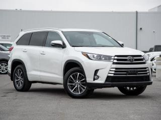 Used 2017 Toyota Highlander XLE Leather | Navigation | Sunroof | BRAND NEW TIRES! BRAND NEW BRAKES! for sale in St Catharines, ON