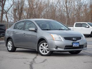 Used 2012 Nissan Sentra 2.0 Automatic | Clean Car Fax | Solid Service History for sale in St Catharines, ON