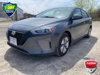Used 2018 Hyundai Ioniq Hybrid Blue BLUE EDITION | AUTO | AC | POWER GROUP for sale in Kitchener, ON