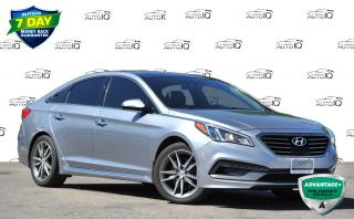 Used 2015 Hyundai Sonata 2.0T Ultimate NAVIGATION | VENTILATED SEATS | REAR CAM for sale in Kitchener, ON