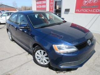 Used 2014 Volkswagen Jetta A/C TRENDLINE for sale in St-Jérôme, QC