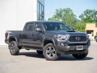 Used 2018 Toyota Tacoma TRD Sport One Owner Local Trade - Toyota Certified Pre-Owned for sale in Welland, ON