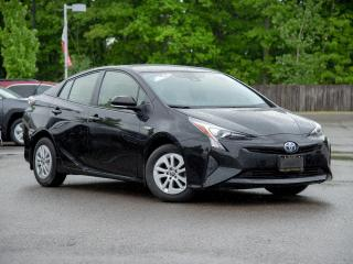 Used 2017 Toyota Prius One Owner Local Trade - Hybrid Toyota Certified Pre-Owned for sale in Welland, ON