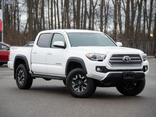 Used 2017 Toyota Tacoma TRD OFF ROAD 4X4 for sale in Welland, ON