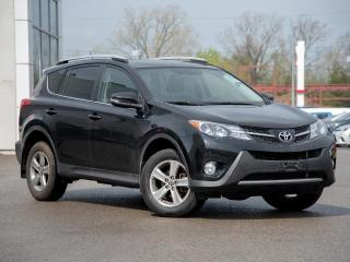Used 2015 Toyota RAV4 XLE STAY AT HOME AND SAVE for sale in Welland, ON