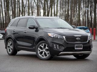 Used 2016 Kia Sorento 3.3L SX+ SX+ 7 Passenger Luxury SUV - Local Trade for sale in Welland, ON