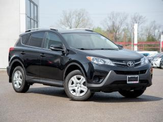 Used 2015 Toyota RAV4 LE AWD - One Owner for sale in Welland, ON