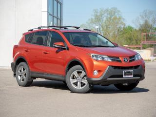 Used 2015 Toyota RAV4 XLE AWD - One Owner for sale in Welland, ON